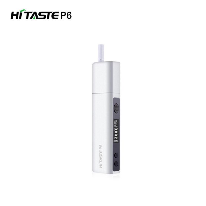 HITASTE P6 tubaka kuumutamise süsteem (Heat-not-Burn ), valge