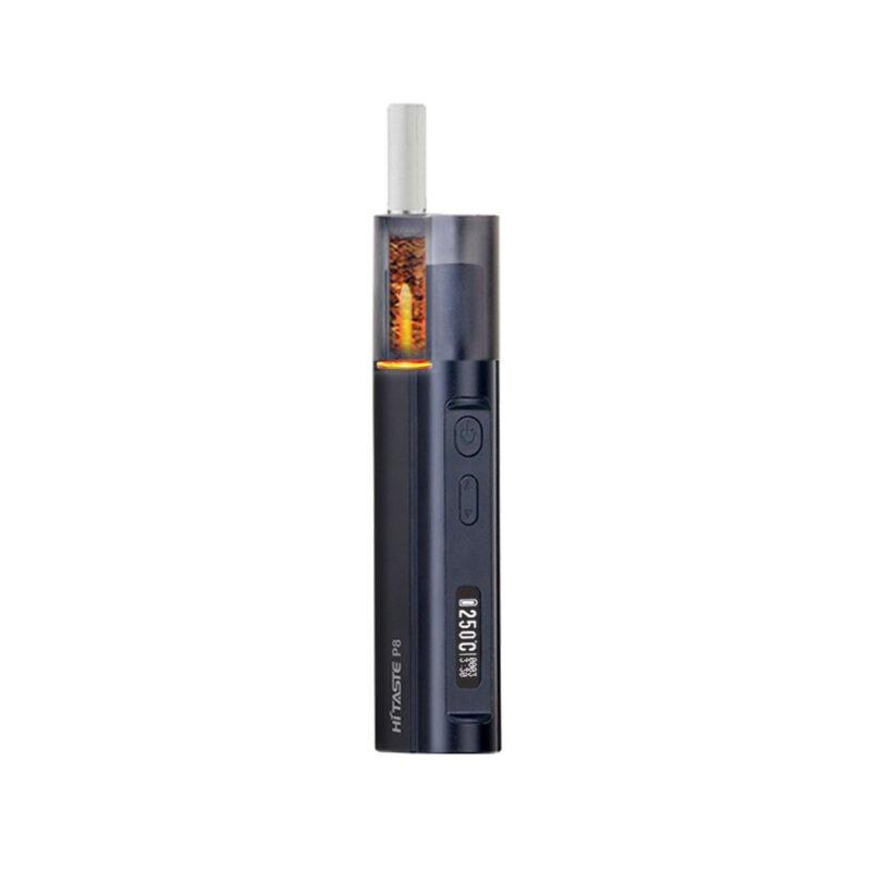 HITASTE P8 tubaka kuumutamise süsteem (Heat-not-Burn ), must