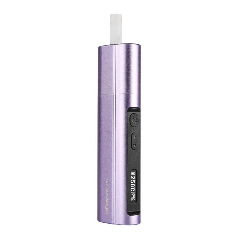 HITASTE P8 tubaka kuumutamise süsteem (Heat-not-Burn ), lilla