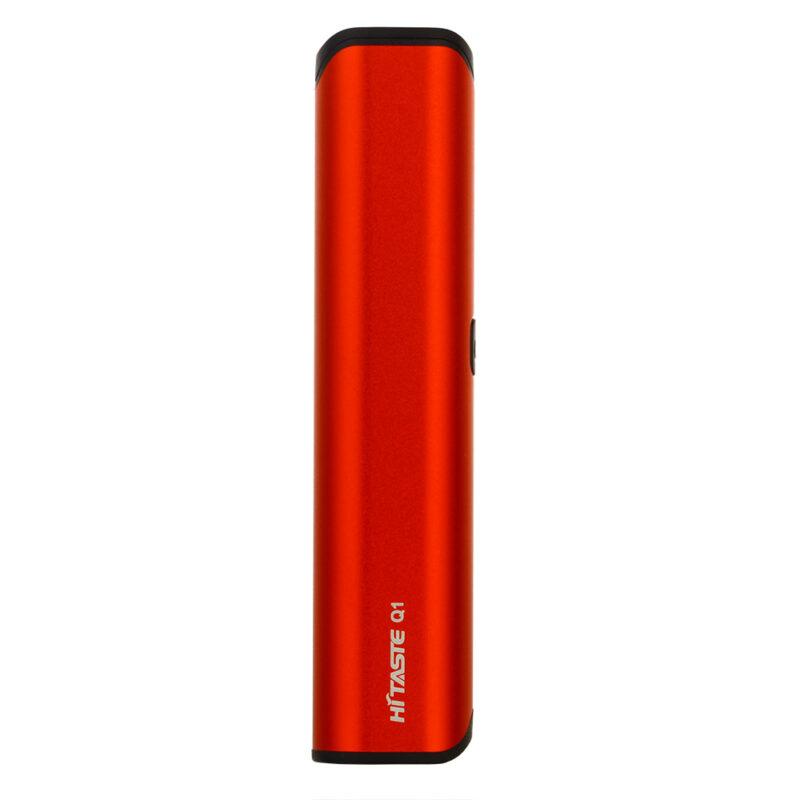 HITASTE Q1 tubaka kuumutamise süsteem (Heat-not-Burn ), punane