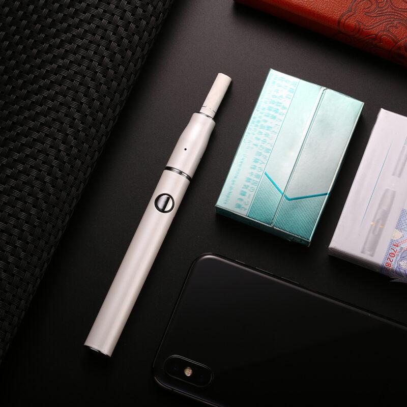 HITASTE Quick 2.0+ tubaka kuumutamise süsteem (Heat-not-Burn ), valge