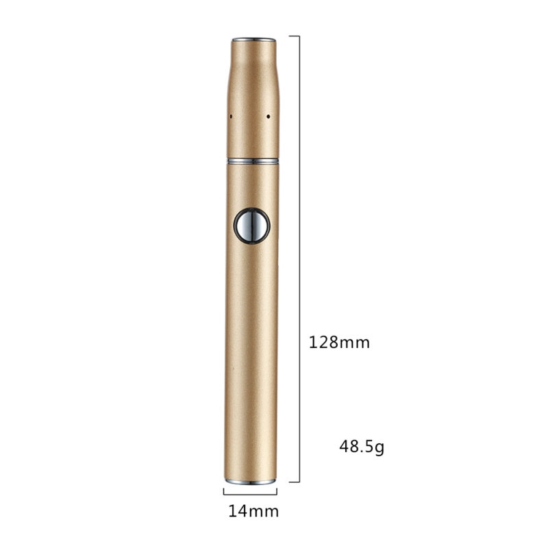 HITASTE Quick 2.0+ tubaka kuumutamise süsteem (Heat-not-Burn ), kuldne