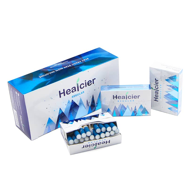 Healcier stikid (Heat-not-Burn), tubakas