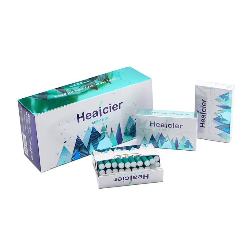 Healcier stikid (Heat-not-Burn), mentool